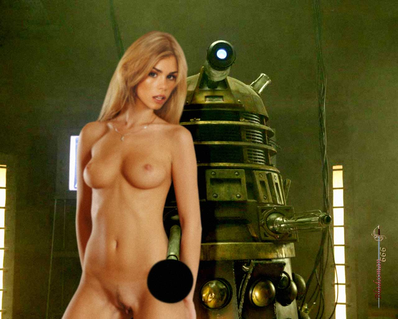 Billie Piper – Gallifrey with a dirty mind